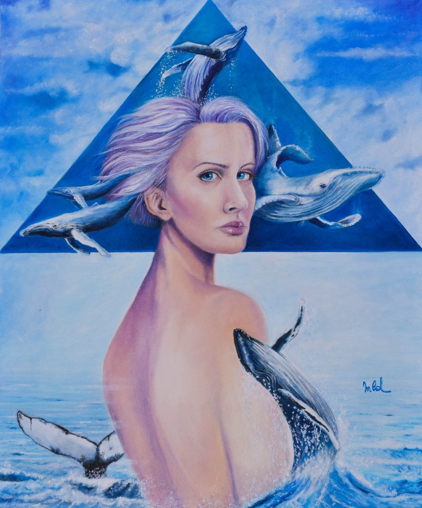 Conscience les océans, cétacés